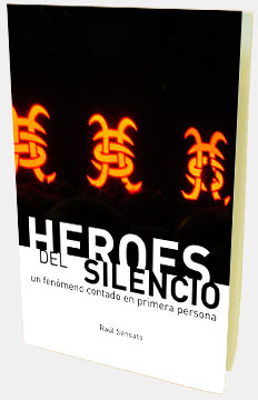 Heroes del Silencio - un fenómeno contado en primera persona- nuevo libro