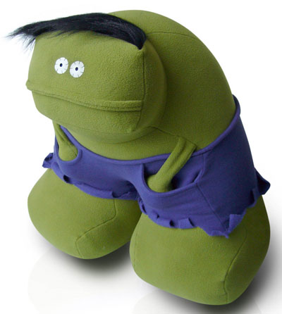 incredible hulk de peluche
