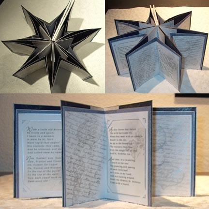 imagen alegórica que reune libro y estrella