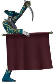 Matador, del juego Shin Megami Tensei