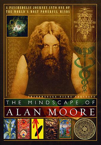 El paisaje mental de su majestad Alan Moore