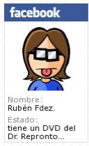 Ruben Fernandez luce Repronto