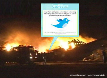 Actualizando el twitter a la australiana