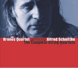 Kronos Quartet- Alfred Schnittke