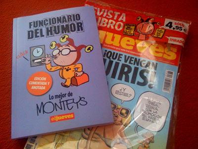 El libro de Monteys