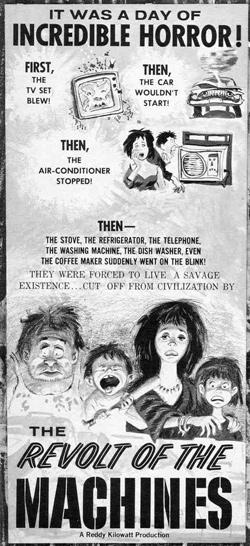 Revista Mad num 81- La rebelión de los electrodomésticos