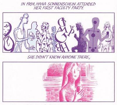 Dos viñetas de Asterios Polyp