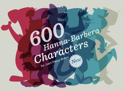 Hannah Barbera Comparado