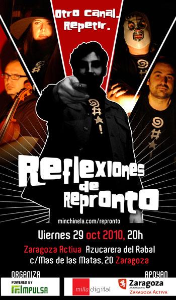 Reprontismo en Zaragoza