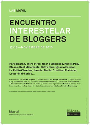 Interestelar de Bloggers