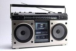 dance-dance-dance-dance to the radio…