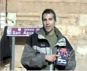 Fernando Tomás presenta el DVD de Repronto, en edición limitada