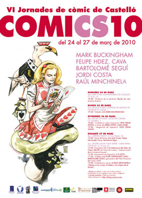 Cartel de ComiCS10