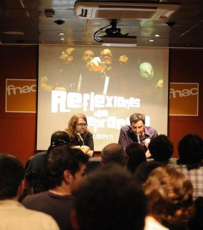Charla Repronto en Mostra Comic Valencia